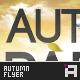 Autumn Party • Autumn Party Flyer - GraphicRiver Item for Sale