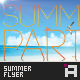 Summer Party • Summer Party Flyer - GraphicRiver Item for Sale