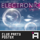 Modern Party Flyer - Vol.1 - GraphicRiver Item for Sale