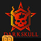 Dark Skull - GraphicRiver Item for Sale