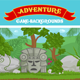 11 Adventure Themed Game Backgrounds - GraphicRiver Item for Sale