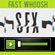 Fast Whoosh - AudioJungle Item for Sale