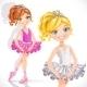 Ballerina Girl  - GraphicRiver Item for Sale