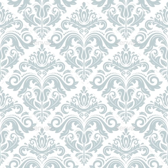 GraphicRiver Orient Seamless Vector Pattern 8915064