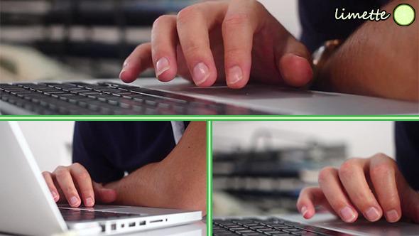 Using A LaptopTouchpad