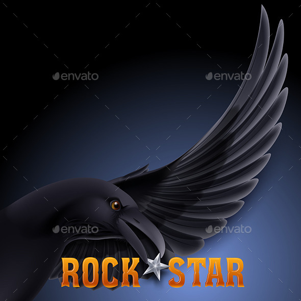 GraphicRiver Rock Star 8915380