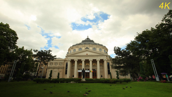 Athenaeum In Bucharest 4