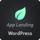Delicious - Responsive App Landing WordPress Theme - ThemeForest Item for Sale