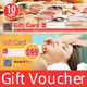 Multipurpose Usable Gift Card / Gift Voucher  - GraphicRiver Item for Sale
