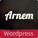 Arnem - Creative One Page Parallax Wordpress Theme