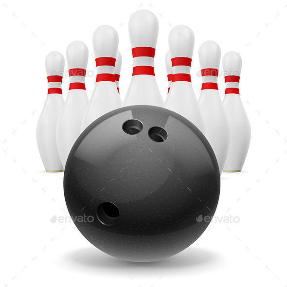GraphicRiver Bowling 8916009