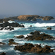 Waves Crashing on Rocks 900 - VideoHive Item for Sale