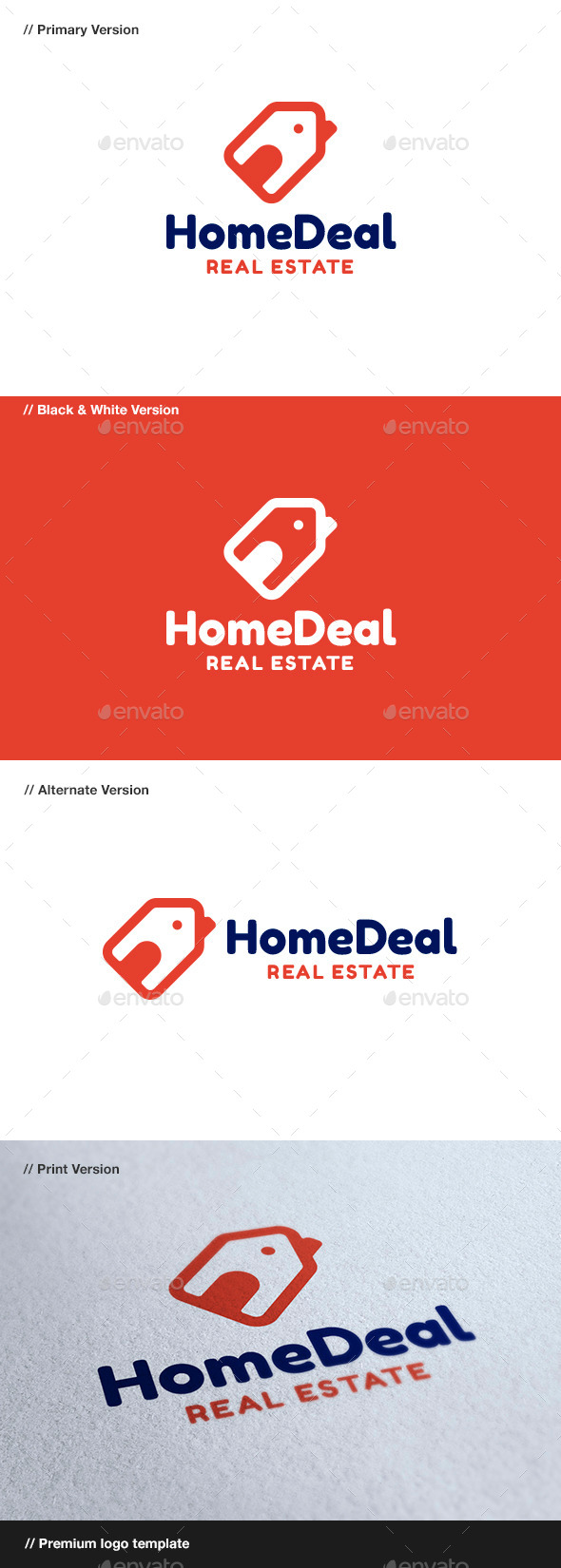 GraphicRiver Home Deal 8916094