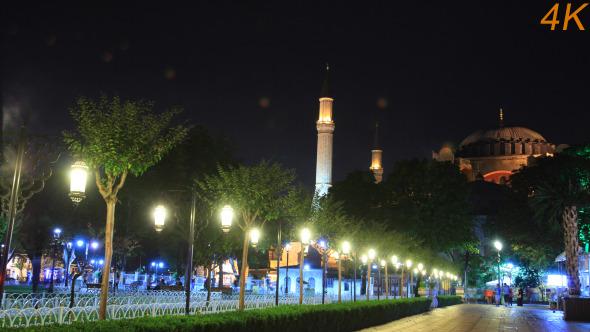 Ayasofya Mosque In Istanbul 7