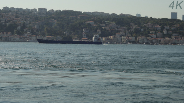 Bosphorus Maritime Traffic