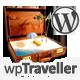wpTraveller – WordPress Travel Photo blog  Free Download