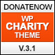 DonateNow | WordPress Theme for Charity - ThemeForest Item for Sale