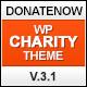DonateNow | WordPress Theme for Charity - ThemeForest Item for Sale