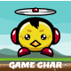 Copter Bird Game Character Sprite Sheets - GraphicRiver Item for Sale