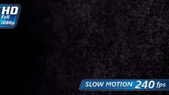 VideoHive Chaotic Motion of Particles 8916646