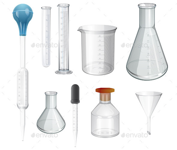 GraphicRiver Chemistry Apparatus 8908712