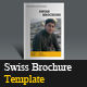 Swiss Brochure Templates   - GraphicRiver Item for Sale