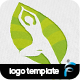 Green Health Logo - GraphicRiver Item for Sale