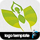 Health Leaf Logo - GraphicRiver Item for Sale