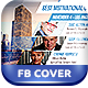 Conferences Event FB Cover - GraphicRiver Item for Sale
