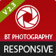 BT Photography Joomla Template - ThemeForest Item for Sale
