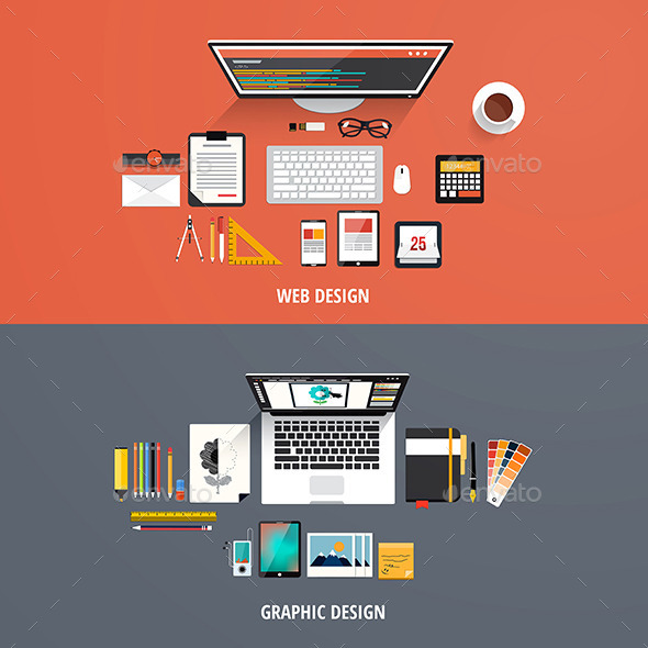 GraphicRiver Design Concepts Icons 8918896