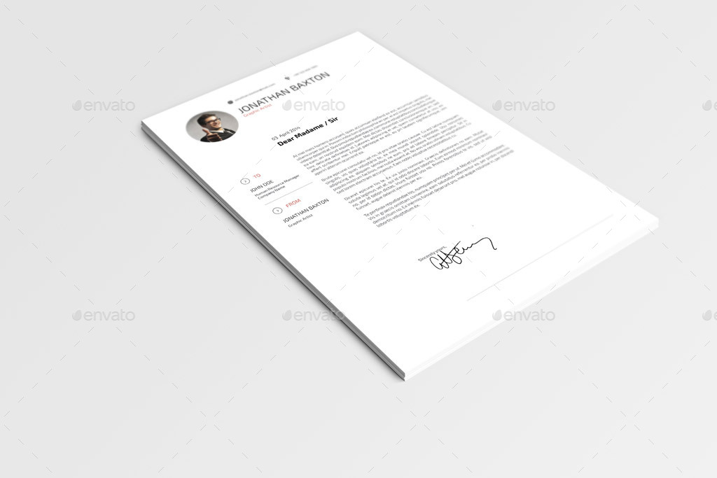 Imperial Resume Resume and Stationery Pinterest MNML