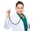 Doctor with stethoscope - PhotoDune Item for Sale