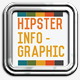 Hipster Infographic Design - GraphicRiver Item for Sale