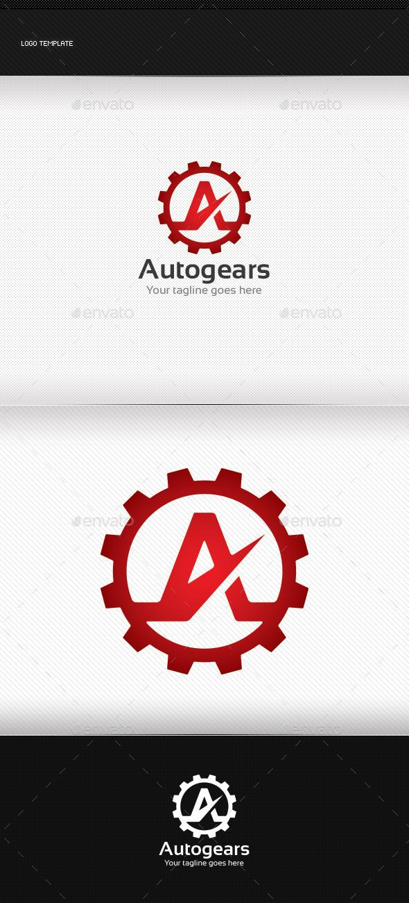 GraphicRiver Autogears Logo 8921183