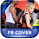 Gym and Sports FB Cover V1 - GraphicRiver Item for Sale