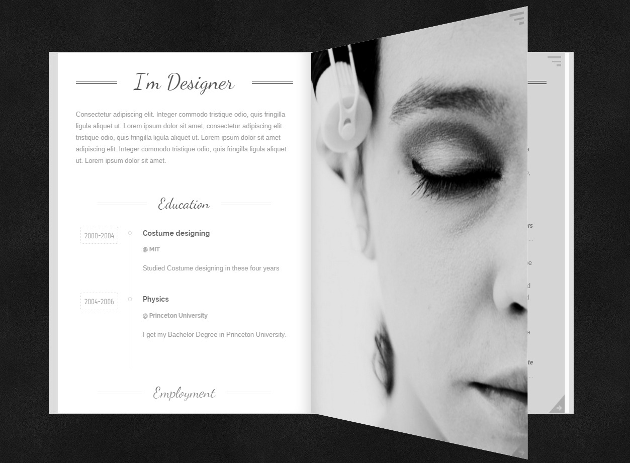 html flip book template - magicbook a 3d flip book wordpress theme by themevan