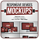 Responsive Devices - Mock-ups - GraphicRiver Item for Sale
