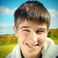 Cheerful Teenager Portrait - PhotoDune Item for Sale