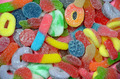 Colorful assorted chewy candy - PhotoDune Item for Sale