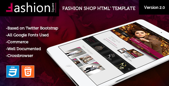 Fashion-shop-html