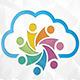 Social Cloud Logo - GraphicRiver Item for Sale