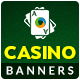 Casino Banner Design - GraphicRiver Item for Sale