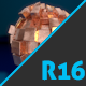 Cinema 4D R16 Realistic metal materials - 3DOcean Item for Sale