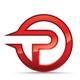 PixelPoint, Letter P Logo - GraphicRiver Item for Sale