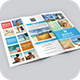 Travel and Tourism Trifold Brochure - GraphicRiver Item for Sale