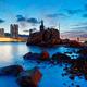 Hong Kong Lei Yue Mun sunset - PhotoDune Item for Sale