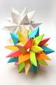 Modular origam paper stars - PhotoDune Item for Sale