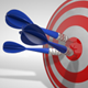 Dart And Target - VideoHive Item for Sale