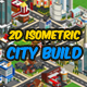 2D Isometric Game Asset - City Build Vol 1 - GraphicRiver Item for Sale